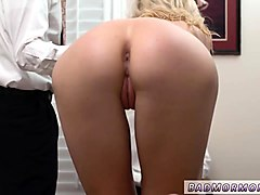 Compilation, Dad pull out before you cum in my pussy