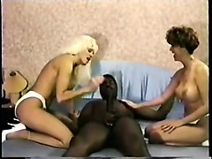 Amateur, Interracial, Eboni gangbang