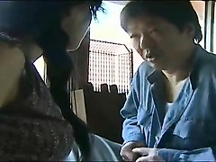 Amateur, Asian, Italian, Cheating husband with tow guy
