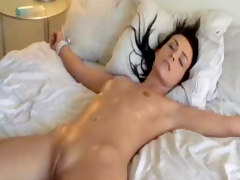 Beauty, Orgasm, Tied, Orgasm anal