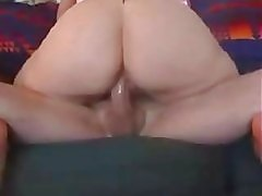 Brunette blowjob amateur homemade webcam