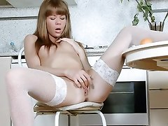 Kitchen, Teen, White milf fucked in the woods