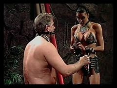 Leather, Blonde leather