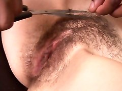 Bus, Hairy, Shaving, Gay shaved