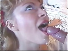 Blonde, Swallow, Gay tricked to swallowing cum