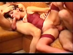 Amateur, Anal, Threesome, Pain anal amateur french