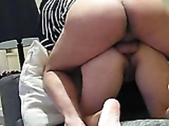 Anal, Amateur anal interracial