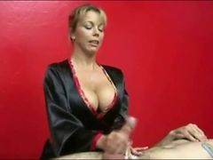 Handjob, Compilation, Cumshot, Handjob instruction