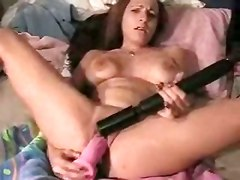 Amateur, Wife, Squirt, Ebony squirts anal