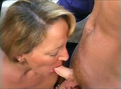 Anal, Granny, Mature, Lesbian anal fight