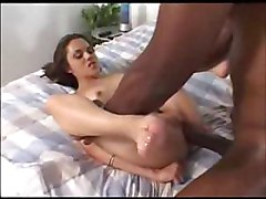 Teen, Interracial, Tight, Creampie anal interracial ganbang