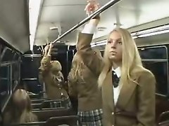Asian, School girl didn t listen when she was told not