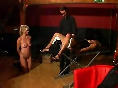 Blonde, Oil, Fisting, Master-costello-blind-date-german