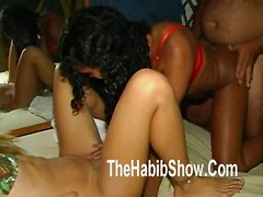 Brazil, Orgy, Hot 3 some