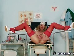 Fetish, Nurse, Uniform, Tranny nurse