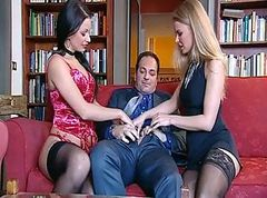 Ffm, Stockings, Ffm interracial