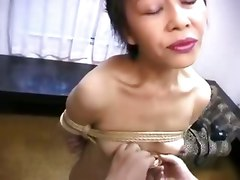 Mature japanese small tits