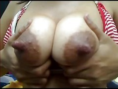 Asian, Milk, Mistress milking