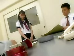 Student, Dad punish his daugter