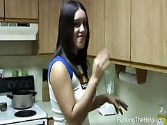 Maid, Real home maid hidden cam