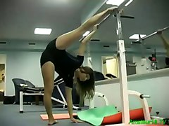 Flexible, Gym, Strapon gym