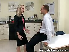 Secretary, Daughter punishment