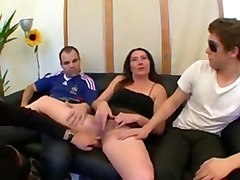 Gangbang, Privater gangbang in hannover 2