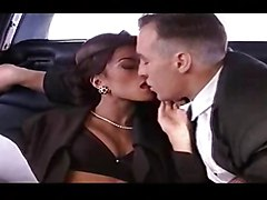 Bath, Leather, Leather blowjob