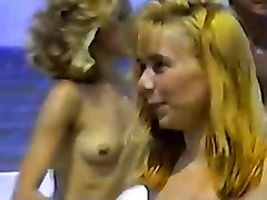 Beauty, Nudist, White mature cougar mom is a nudist and gets it
