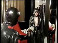 Latex, Dress, Latex masturbation