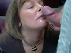 Blowjob, Mature, Virtual blowjob