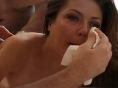 Anal, Hot granny,anal creampie